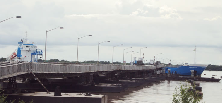 Demerara Harbour Bridge